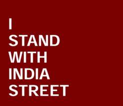 #SaveIndiaStreet